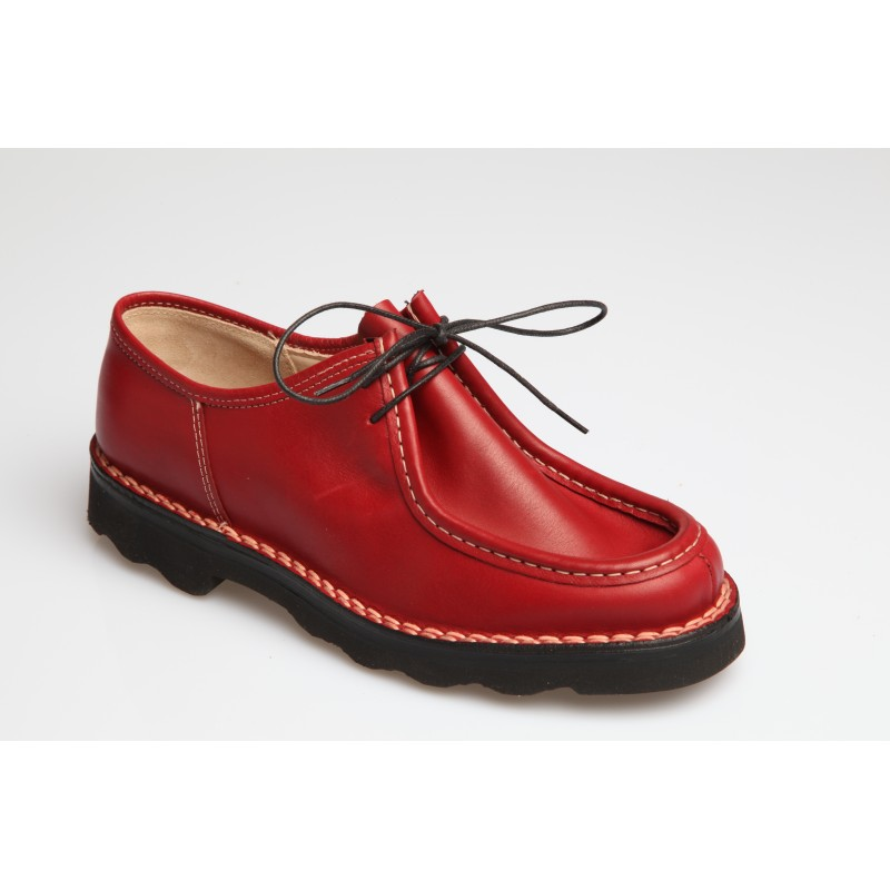 Chaussures Habillées Chaussures Cuir Gatine Elry Rouge 42