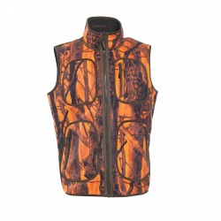 Gilet polaire réversible Deer Hunter Gamekeeper