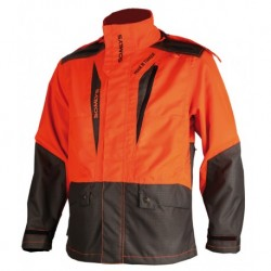 Veste de traque orange Made In Traque