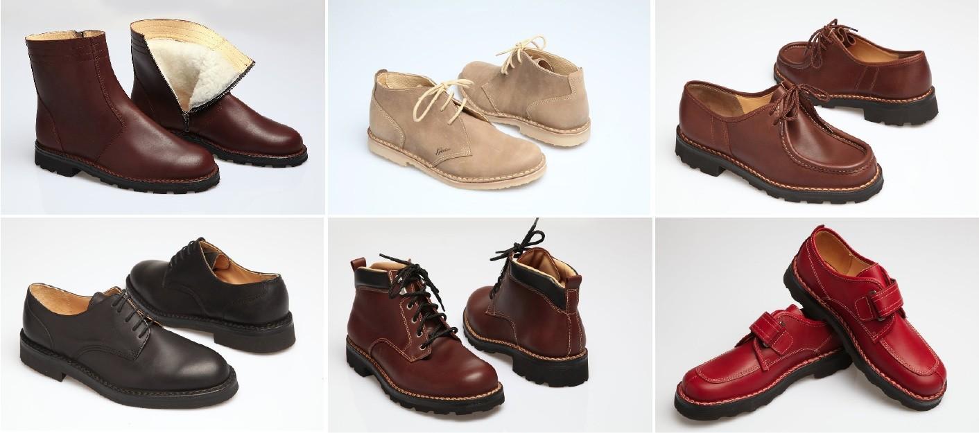 Chaussures de Gatine